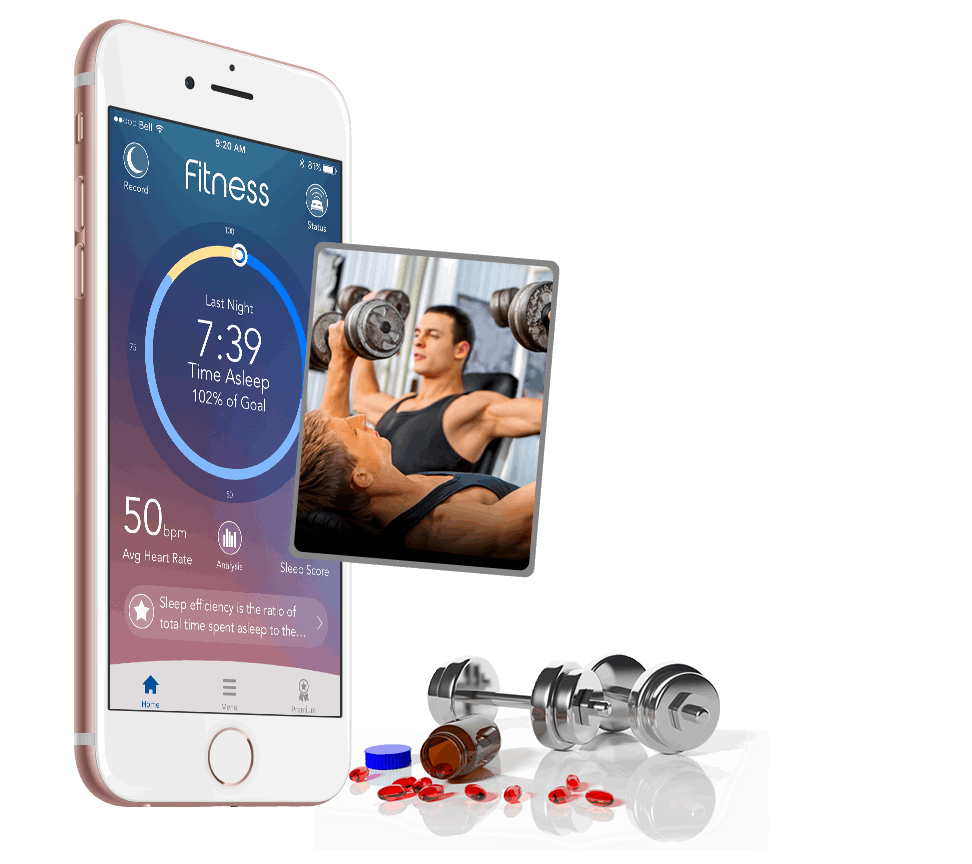 Health and Fitness App Development Company